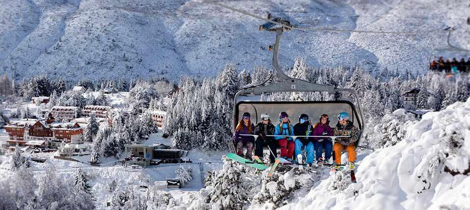 Invierno En Patagonia: Exitoso Balance De La Temporada De Invierno En