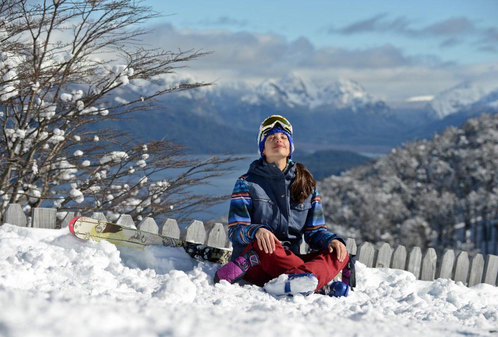 Invierno En Patagonia: Neuquén Lleva El Invierno A Buenos Aires