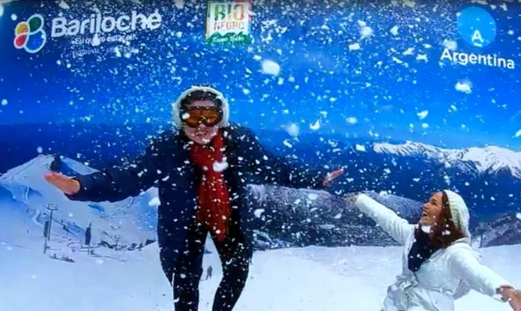 Invierno En Patagonia: Bariloche Lanza La Temporada De Invierno En Brasil